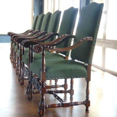 Klassieke stoelen
