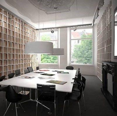 bibliotheek ontwerp