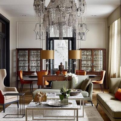 Een stijlvol interieur